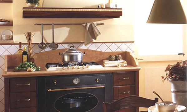 Cocinas clasicas cocinas italianas puertas y cocinas for Aventino arredamenti